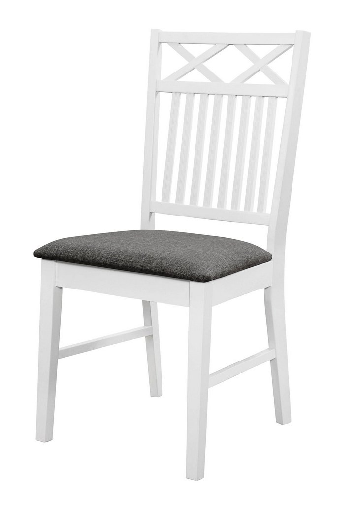 900201 Gripsholm chair Grey fabric